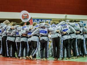 2016 JCL 1.Judo Bundesliga - Männer Foto: JCL