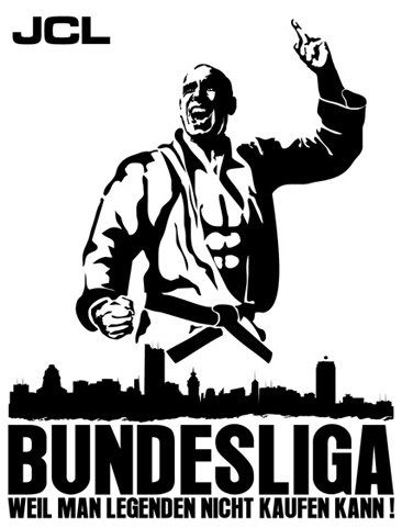 1. Bundesliga Männer - Die Mannschaft