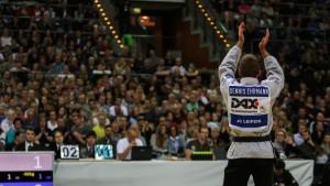 2017 Final Four 1.Judo Bundesliga - Dennis Ehrmann Foto: Felix Baron von Solemacher