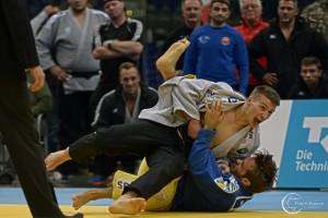 2017 Final Four 1.Judo Bundesliga - Hannes Conrad Comeback Foto: Frank Krause