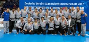 2017 Finale 1.Judo Bundesliga - Männer Foto: Florian Schäfer