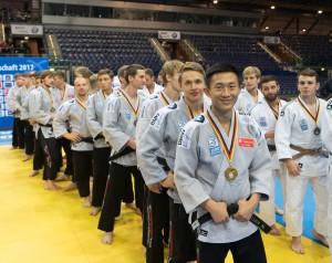 2017 Final Four 1.Judo Bundesliga - JCL Männer - Bronze Foto: Florian Schäfer