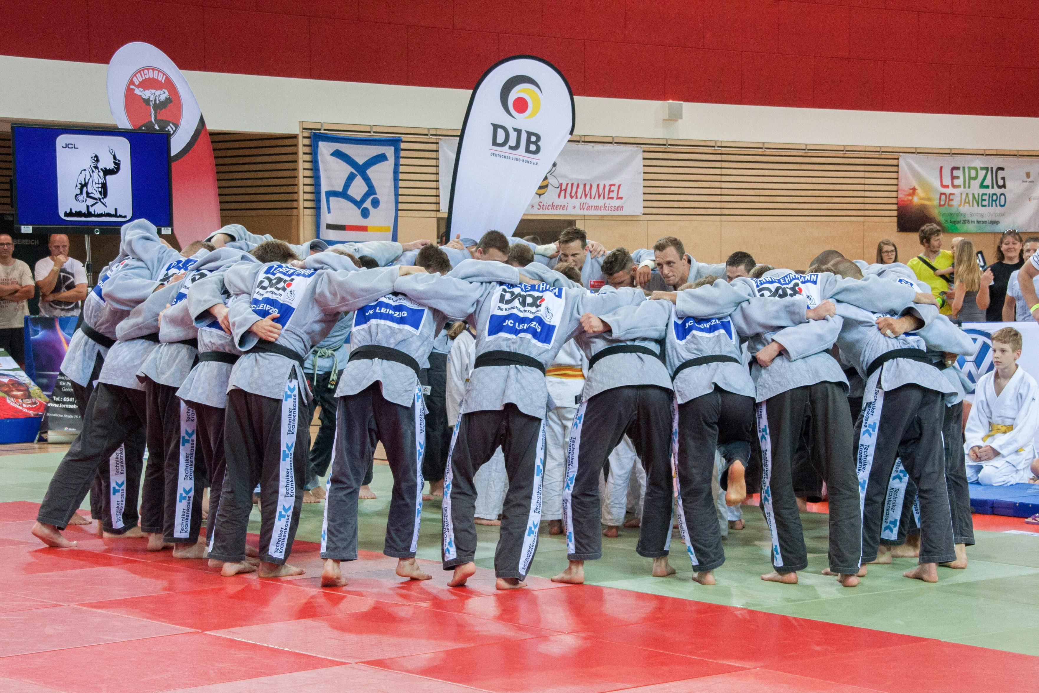 Der Judoclub Leipzig ist nominiert – Jede Stimme zählt!
