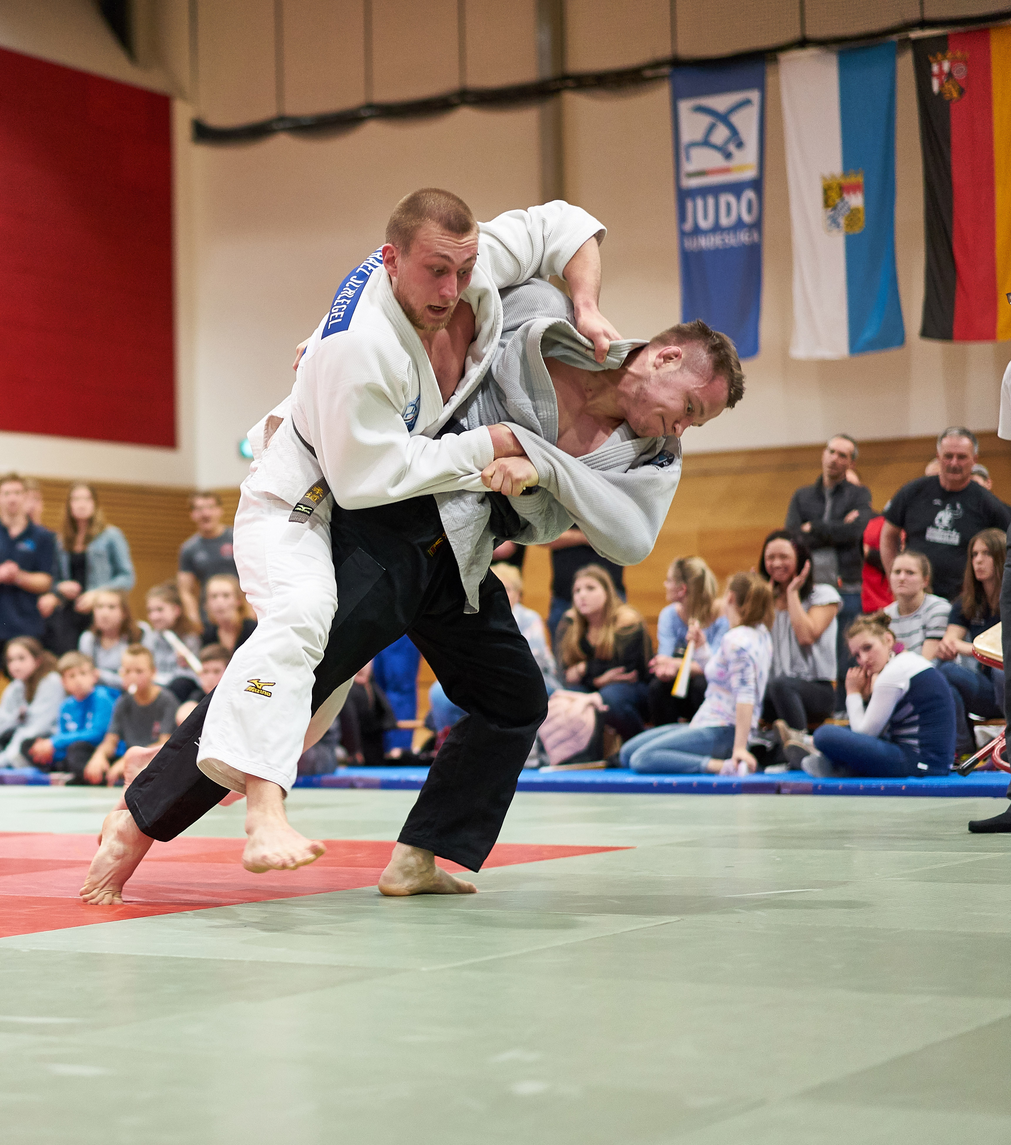 Judo Bundesliga Leipzig
