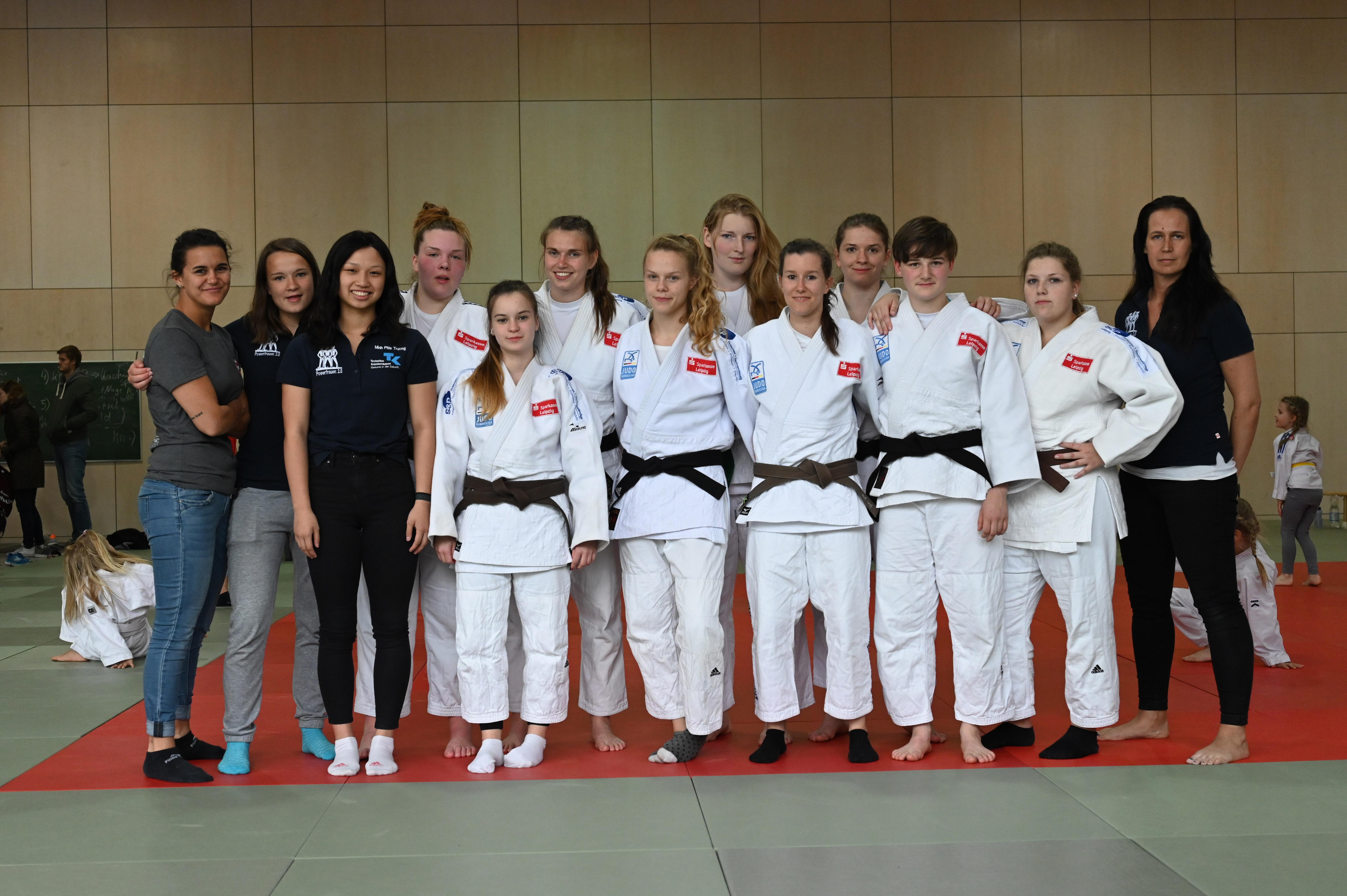 2.Judo Bundesliga – Frauen – Sieg und Niederlage in Hannover