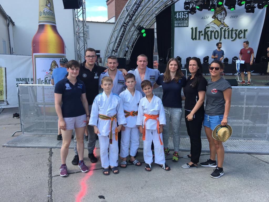 UR-Krostitzer feiert 485Jahre Krostitzer Brauerei