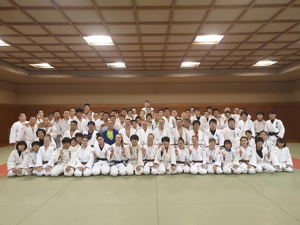 Halbzeit bei unserer Reisegruppe in Japan