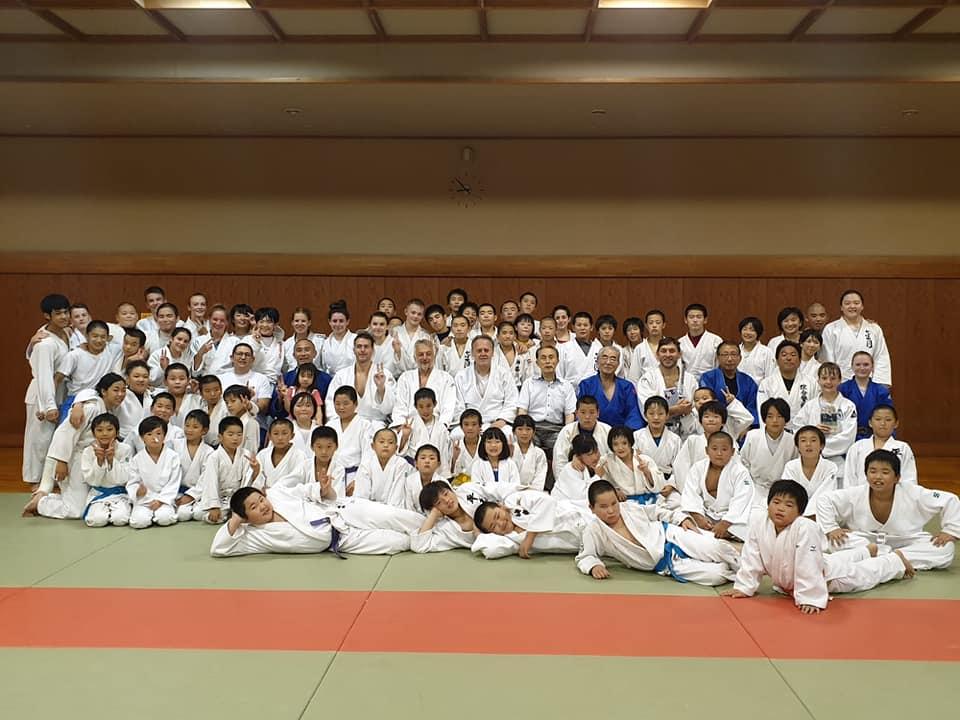 Reisegruppe Japan zurück auf heimischen Boden