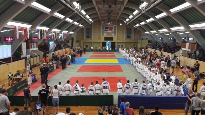 JCL-Jugend erfolgreich beim Grand Slam in Magdeburg