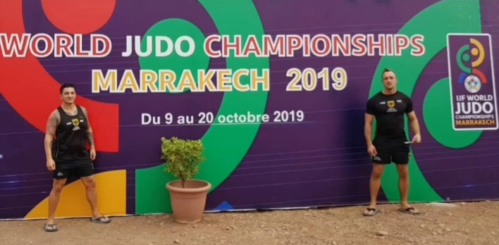 Rene Kirsten wird Weltmeister / Manuel Viehweg holt Bronze in Marrakesch