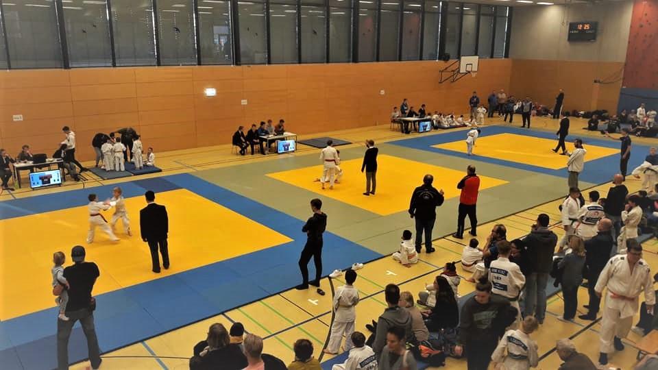 Zahlreiche Medaillen beim Juunigatsu Cup U14, U16 in Kleinmachnow