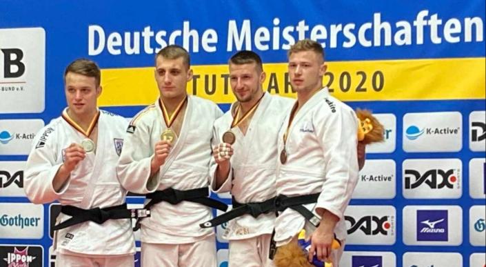 Bronze für Hannes Conrad bei der DEM in Stuttgart