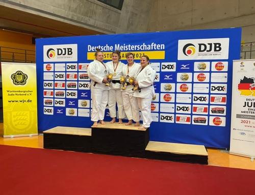 1x Silber und 3x Bronze bei der DEM 2021 in Stuttgart