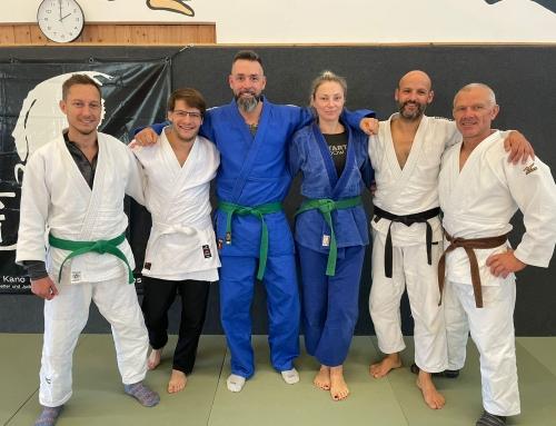 Ü30 – Judoka erfolgreich in Naumburg